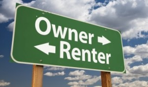 advantages and disadvantages of renting