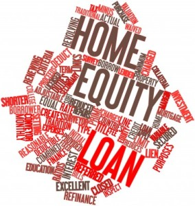 real estate equity loan